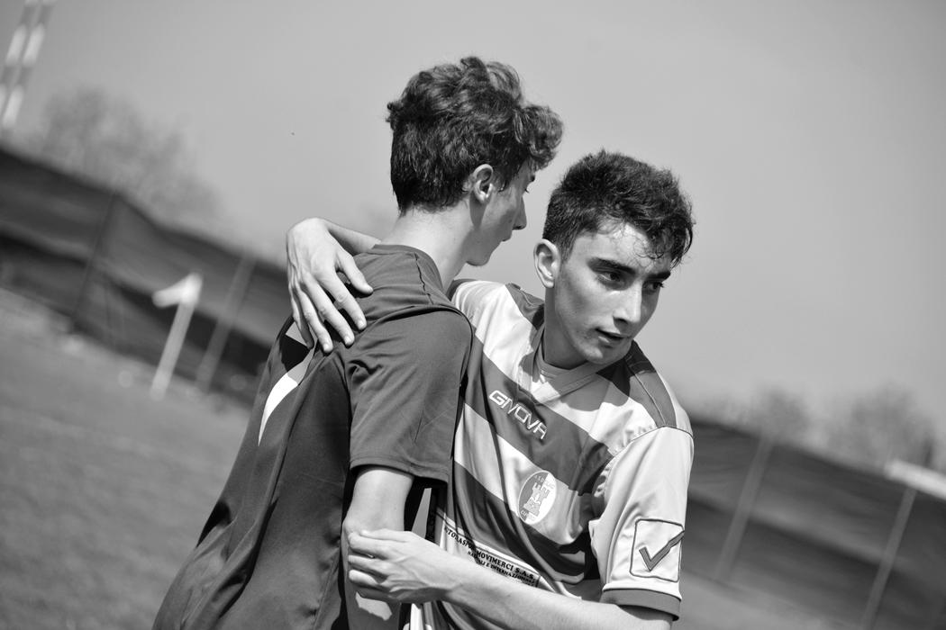 FOTO ALLIEVI REGIONALI OLMO VS PINEROLO 17-04-2016