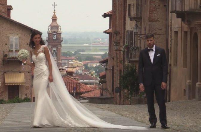 Le nozze di Rebecca e Matteo: Il trailer!