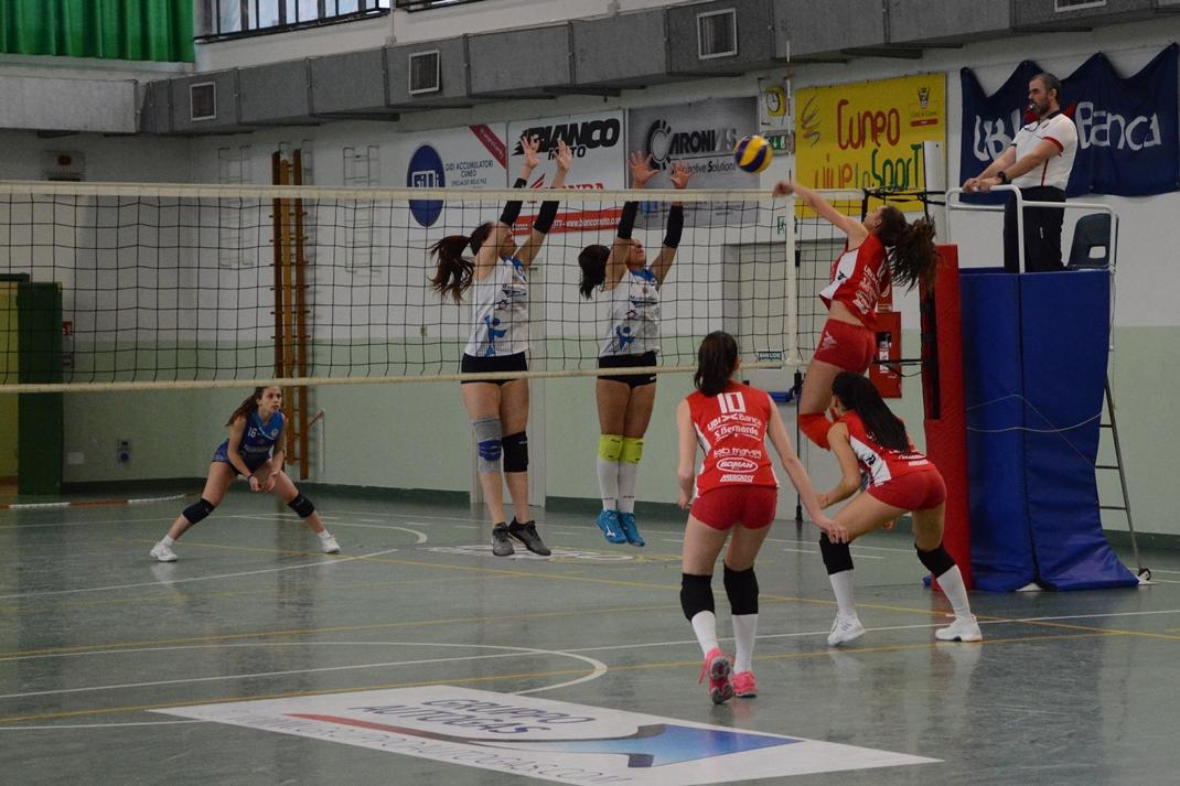 Volley: Ubi Banca San Bernardo Cuneo vs MTV Gran Case Arancio