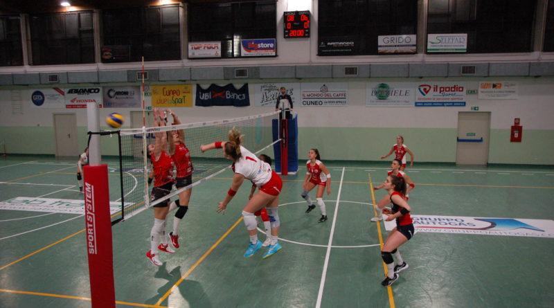 FOTO VOLLEY UBI BANCA BOSCA CUNEO VS VOLLEY 2001 GARLASCO 21-12-2019