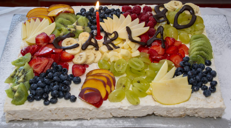 La torta di Carla